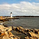 Portsmouth Harbor Light, New Castle, NH by Stephen Cross Photography