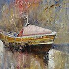 Bay Joe, Staithes by Sue Nichol