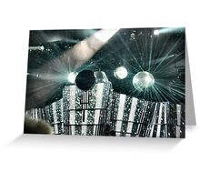 Awesome Lighting solved by pix-elation Greeting Card