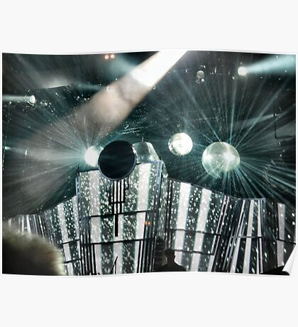 Awesome Lighting solved by pix-elation Poster