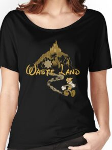 The Happiest Place Left On Earth Women's Relaxed Fit T-Shirt