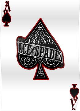 Ace of Spades by John Garcia