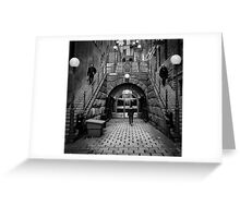 Magical Symmetry Greeting Card