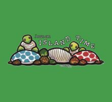 Island Time Turtles Baby Tee