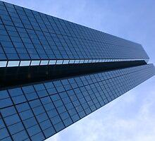 Endless glass windows by nauruking