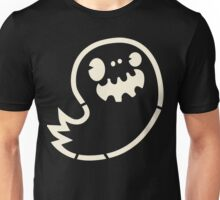 Ghost Boy Stencil Unisex T-Shirt