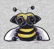 Pug-a-Bee Kids Tee
