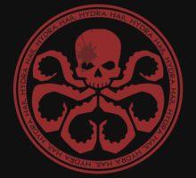 Hail Hydra! by livinginamovie