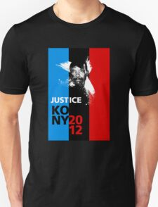 Justice KONY 2012 Unisex T-Shirt