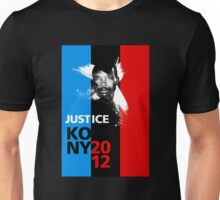 Justice KONY 2012 Unisex T-Shirt