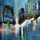 Niagra Night Point of View by atelier1