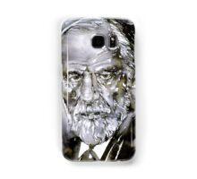 SIGMUND FREUD - watercolor portrait.7 Samsung Galaxy Case/Skin