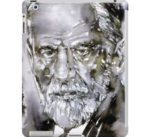SIGMUND FREUD - watercolor portrait.7 iPad Case/Skin