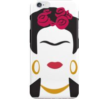 Feminist Frida Kahlo iPhone Case/Skin