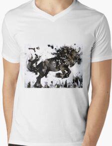FURY ROAD Mens V-Neck T-Shirt