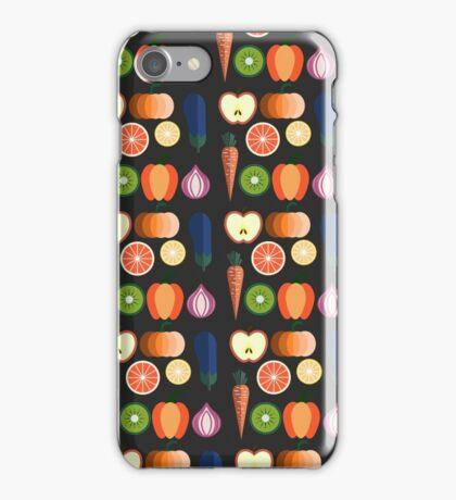 Fruits & Vegetables iPhone Case/Skin