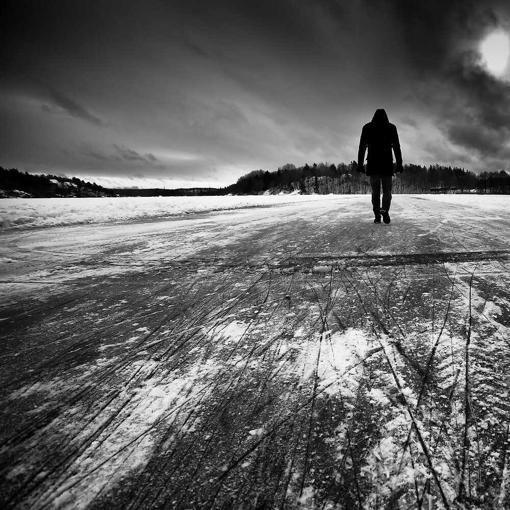 Walking On Water by peterlevi