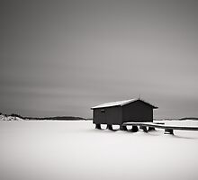 Boat house by peterlevi