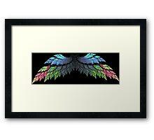 Wing Wins Framed Print