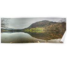 Rydal Water, Lake District Poster