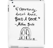 Build A Door iPad Case/Skin