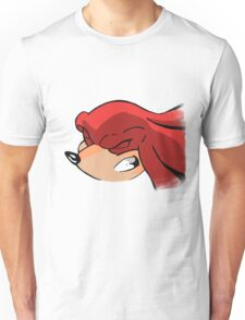 Knuckles Unisex T-Shirt