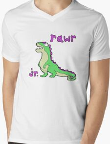 Dinosaur Jr. Mens V-Neck T-Shirt
