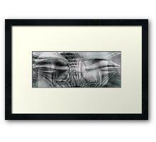 Casualness Framed Print