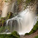 Rifle gap Falls  by jeff welton
