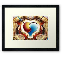 Moebius Framed Print