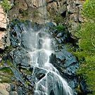 Waterfall Us I70 by jeff welton