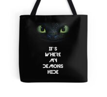 Imagine Dragons - Toothless Tote Bag