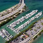 Miami: Hobie Island Beach Park by Kasia-D