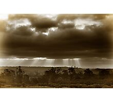 Old Sun Photographic Print