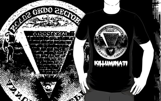 Killuminati-black by Bunnydeth