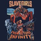 Slave Girls from Beyond Infinity by loogyhead
