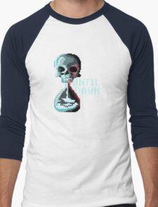 8-bit Until Dawn Men's Baseball ¾ T-Shirt