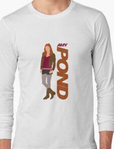 POND. Amy POND Long Sleeve T-Shirt