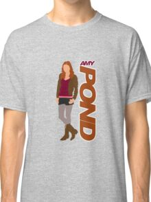 POND. Amy POND Classic T-Shirt