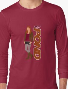 POND. Amy POND Long Sleeve T-Shirt