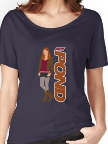 POND. Amy POND Women's Relaxed Fit T-Shirt