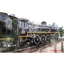 Knysna Train Photographic Print