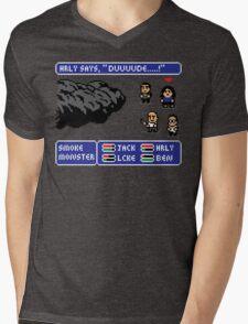 LOST FANTASY Mens V-Neck T-Shirt