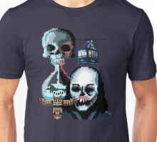 Pixel Until Dawn Unisex T-Shirt