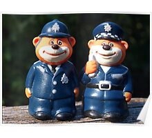 The Teddy Police Poster