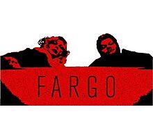 Fargo - We Clean It Up Photographic Print