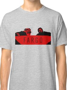 Fargo - We Clean It Up Classic T-Shirt