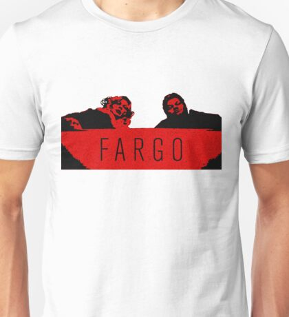 Fargo - We Clean It Up Unisex T-Shirt
