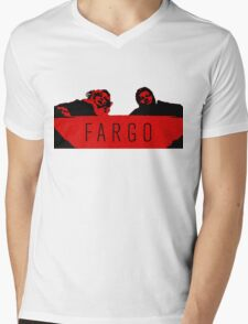 Fargo - We Clean It Up Mens V-Neck T-Shirt