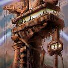 Lazer Substation by Matt Bissett-Johnson